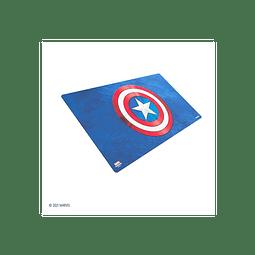 Marvel Champions Game Mat – Capitán América