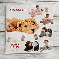 Super Happy Chenille Book: On Safari