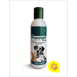 Regepipel Shampoo Antisepctico - 150 ml