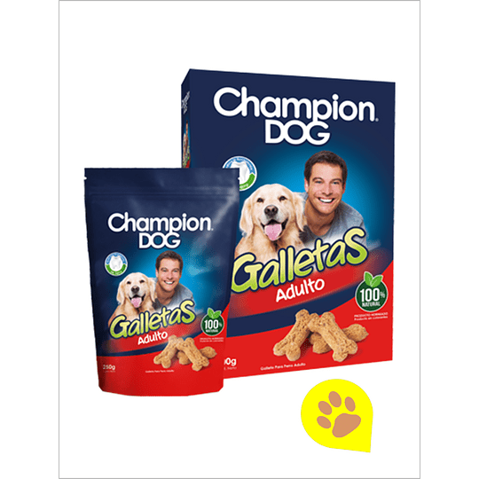 Champion Galletas Adulto - Granel (1 Kg y 2 Kg)