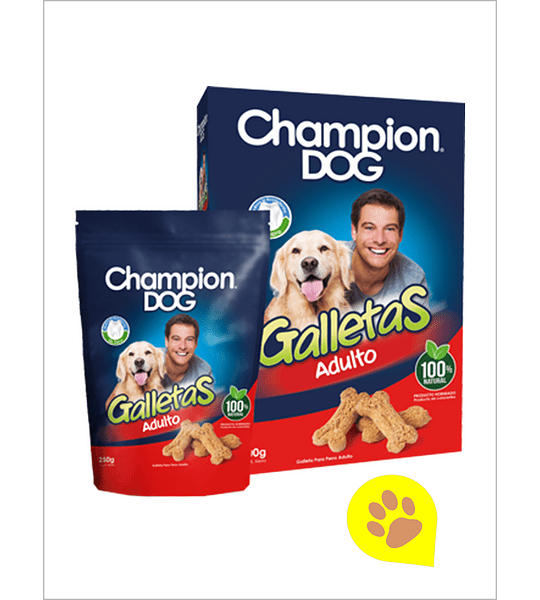 Champion Galletas Adulto - Granel (1 Kg y 2 Kg)