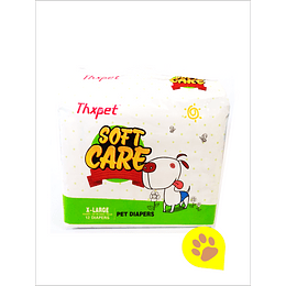 Pañal para perro Thxpet Soft Care