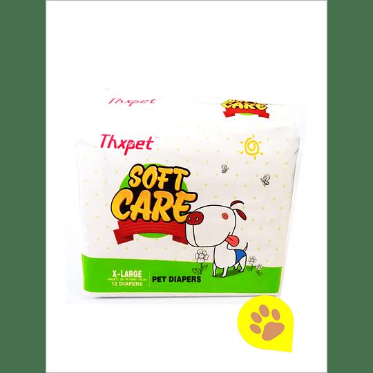 Pañal para perro Thxpet Soft Care