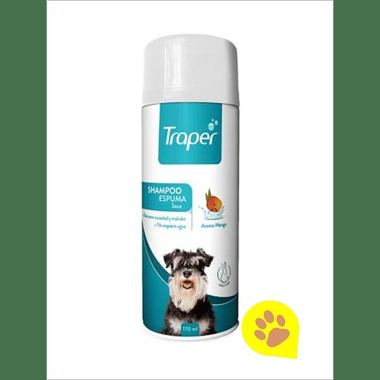 Traper Shampoo Espuma 170 ml
