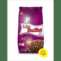 Amino Lite Buffet Gato 20 Kg
