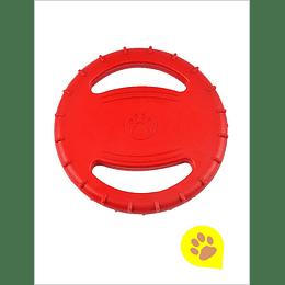 Juguete Disco Rojo