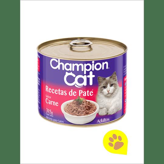Lata Champion Cat Carne 315 Gr
