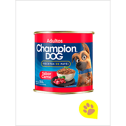 Lata Champion Dog Carne 315 Gr