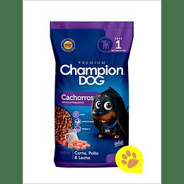 Champion Cachorro Raza Pequeña 8 Kg