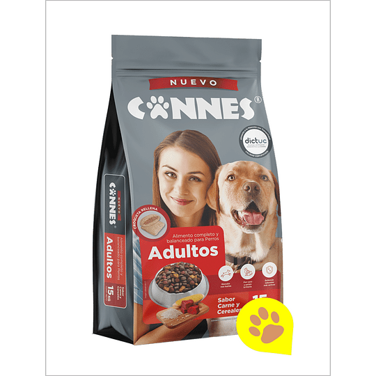 Cannes Adulto 18 Kg