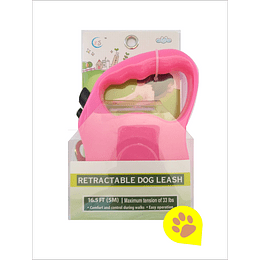 Retractil Dog Liso 5 M