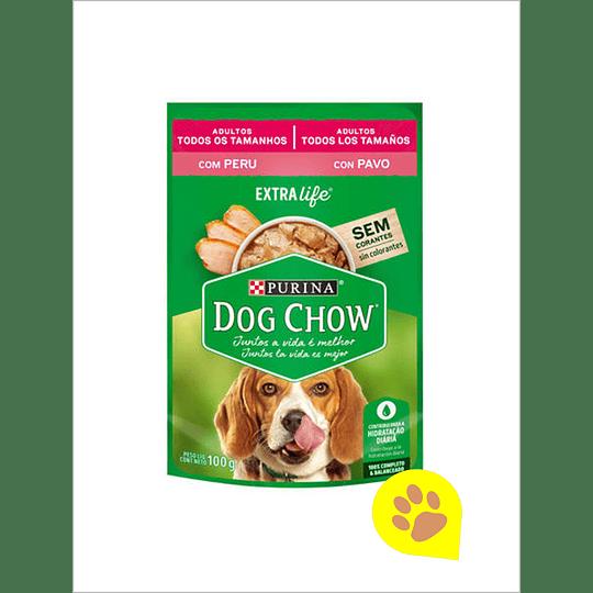 Dog Chow Sachet Pavo