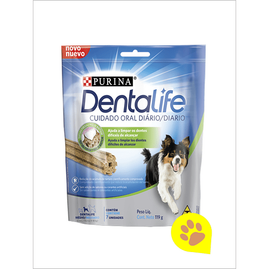 Dentalife Raza Mediana 119 gr