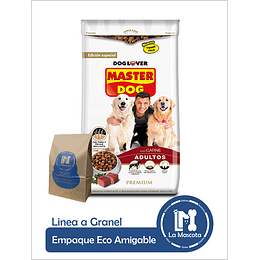Eco - Master Dog Adulto Carne