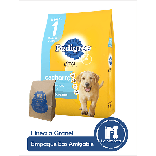 Eco - Pedigree Cachorro