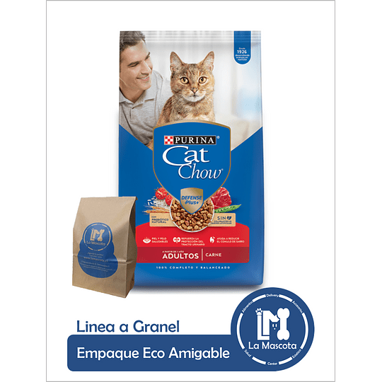 Eco - Cat Chow Carne