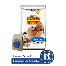 Eco - Master Dog Adulto Pollo