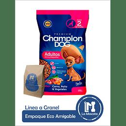 Eco - Champion Adulto Raza Pequeña