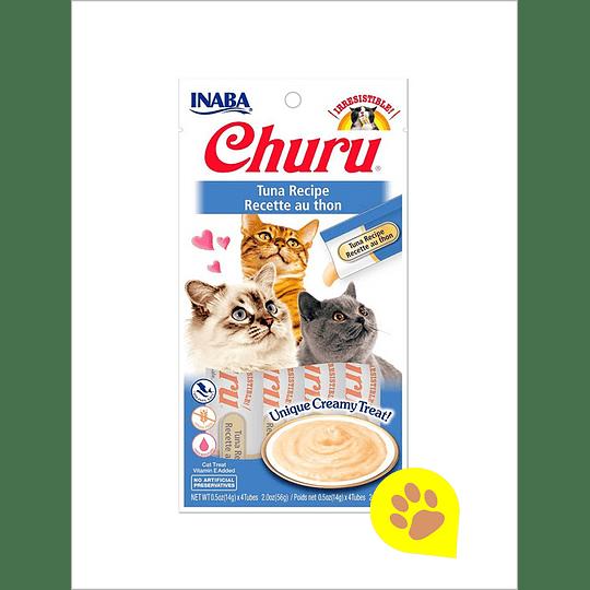 Inaba Churu Gato - Tuna