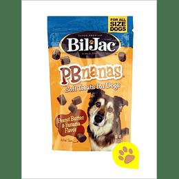 Bil Jac Treats Peanut Banana 113 g