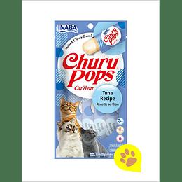 Inaba Churu Gato - Pops Atun 56 Gr