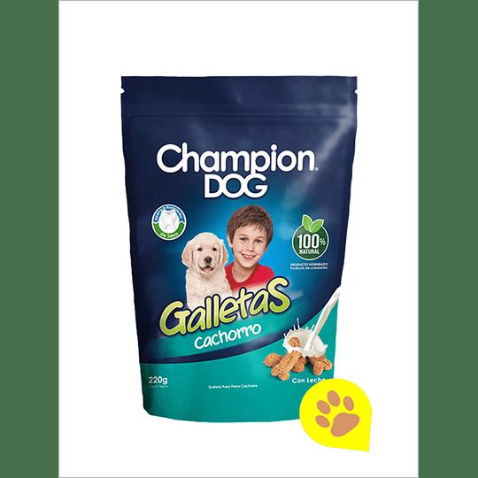 Champion Galletas Cachorro 220 g