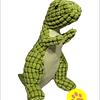 Juguete perro - peluche dinosaurio