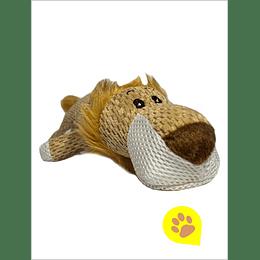 Juguete Perro - Peluche Leon