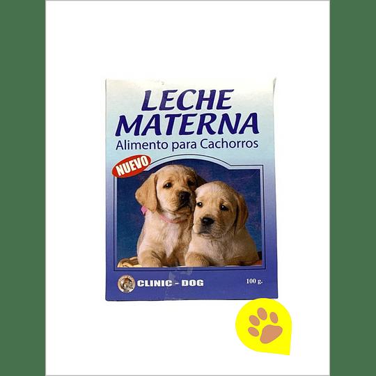 Leche Materna Clinic Dog