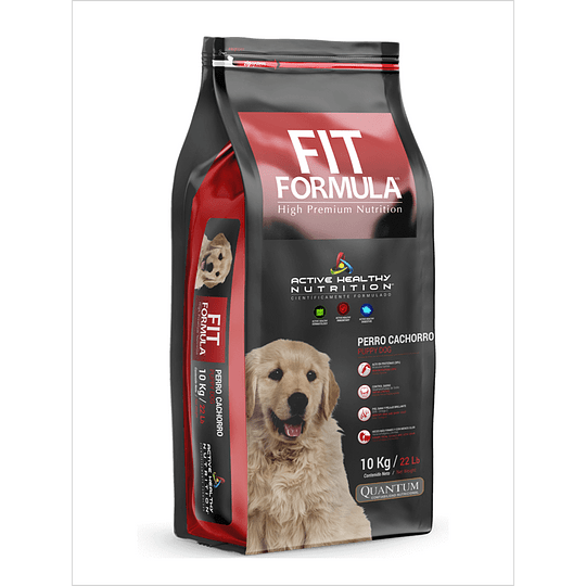 FIT Formula Cachorro 10 Kg