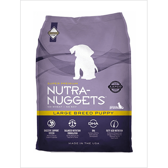 Nutra Nugget Large Breed Puppy 15 Kg