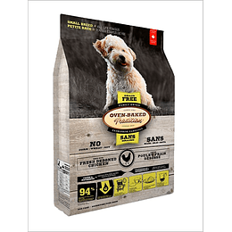 Oven Baked Grain Free Small Breed Chicken 5,67 kg