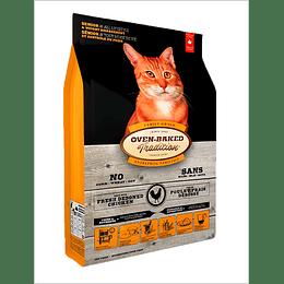 Oven Baked Cat Senior & Weight Management Chicken 2,27 kg