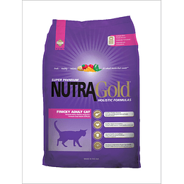 Nutra Gold Finicky Cat 7,5 Kg