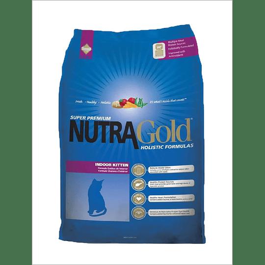 Nutra Gold Indoor Kitten Cat 3 Kg