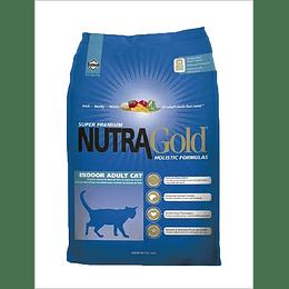 Nutra Gold Indoor Adult Cat 7,5 Kg