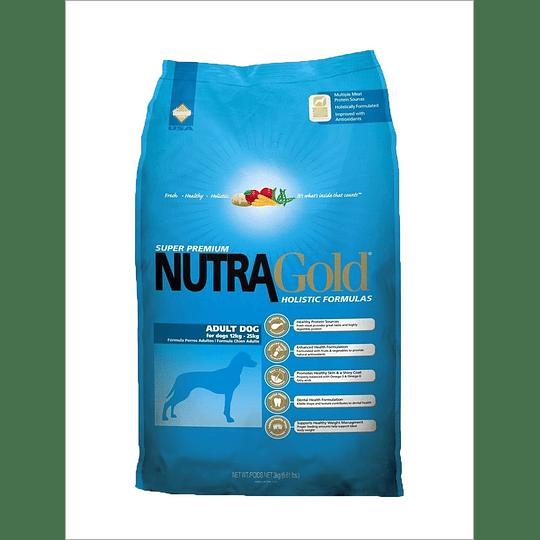 Nutra Gold Holistic Adulto 15 Kg