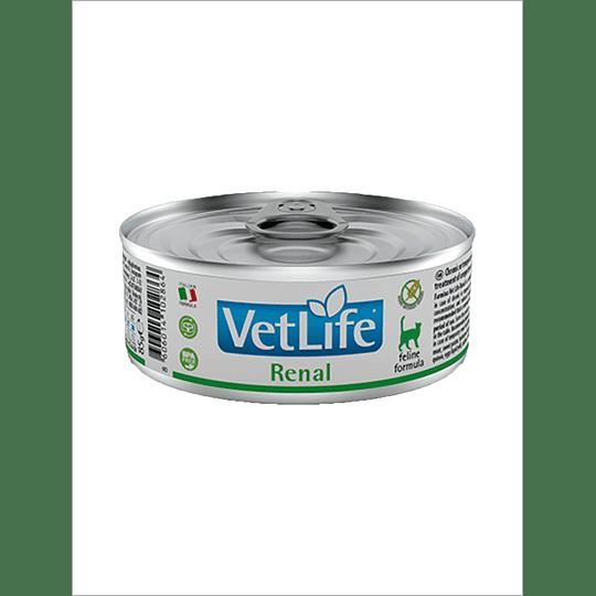 Vet Life WF Cat Renal | Lata 85 g