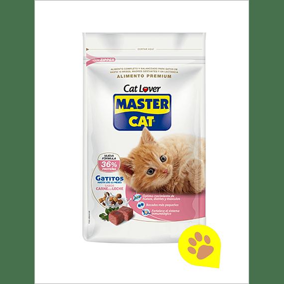 Master Cat Gatitos 8 Kg