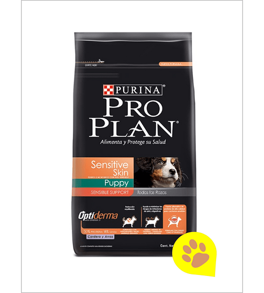 ProPlan Puppy Sensitive Cordero Complete