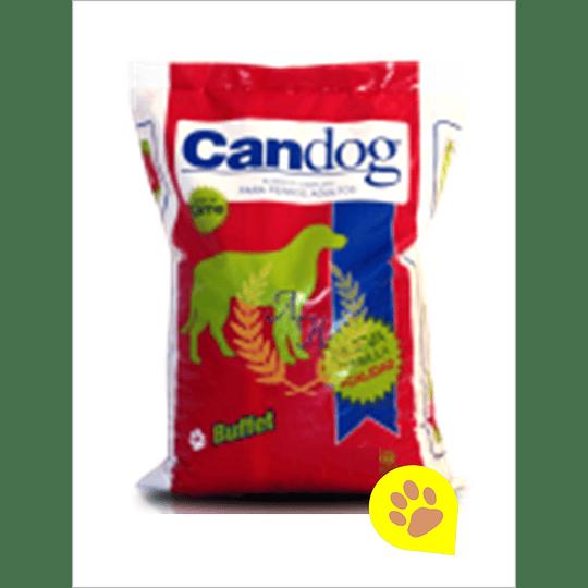 Can Dog Buffet Hueso 25 Kg