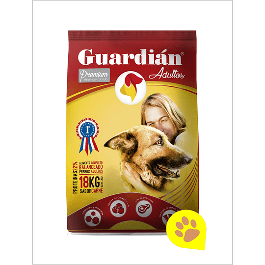 Guardian Adulto 18 Kg