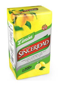 Sinceridad Limón