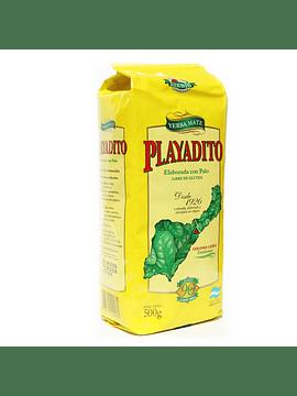 Yerba Mate Playadito Con Palo