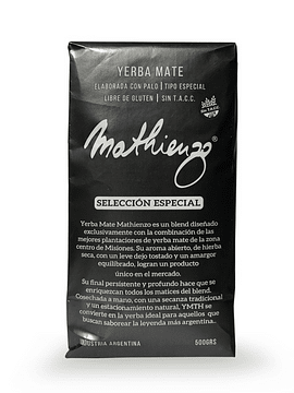 Yerba mate Mathienzo - Selección Especial
