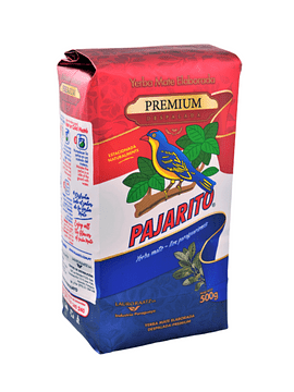 Yerba Mate Pajarito Premium Despalada