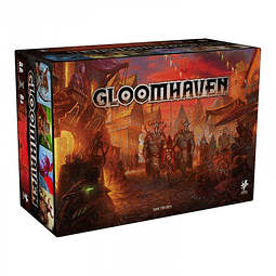 Gloomhaven + stickers