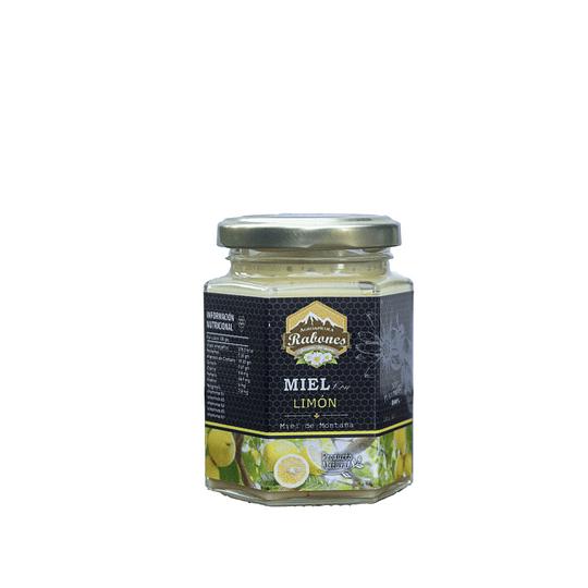 Mieles gourmet con super alimento de Limón 220 g