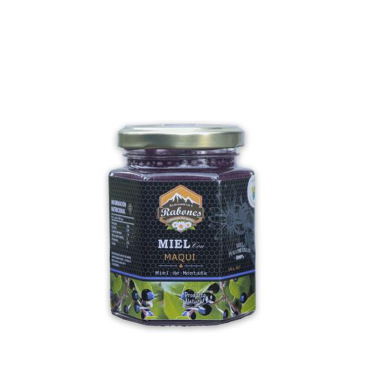 Mieles gourmet con super alimento de Maqui 220 g