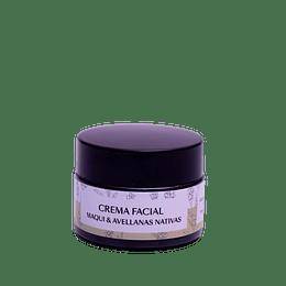Crema Facial Protector Solar 30ml